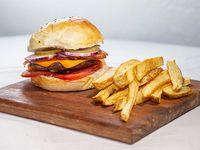 Promo Burger 3 - 2 hamburguesas americanas