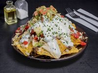 Reloaded nachos