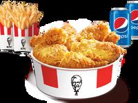 Combo para Compartir - 6 presas de pollo
