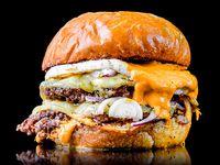 Dorper burger
