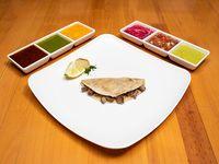 Quesadilla Tarasca (Con Carne)