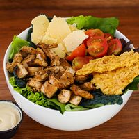 Club caesar salad