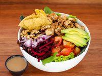 The guacamole salad