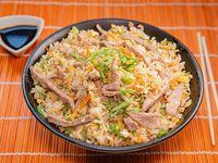 Chow fan de carne