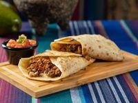 Burrito de la casa