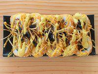 Aji de gallina roll (10 piezas)