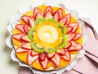 Torta frutal