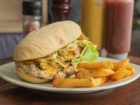 Sándwich Chicken Djon