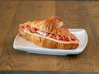 Provolone & Serrano Ham Croissant