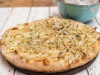 Pizza fugazzeta (6 porciones)
