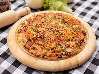 Pizza X Large  Especial de la Casa  Super Mono's
