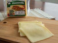 Mozzarella Tajado Media