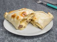 Empanada de champiñon y queso