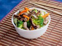 Bowl Beef Oriental