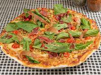 """Pizza especial """"Ibérica"""""""