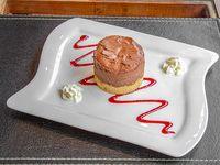 Cheesecake de avellanas