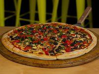 Pizza la vegetariana