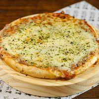 Pizzeta con muzzarella individual