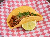 3 Tacos de Cochinita Pibil