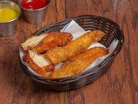 Filete de pollo apanado (3 unidades)