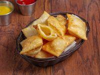 Empanadas de queso 7 unidades