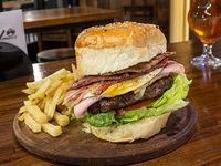 Burger Homero