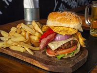 Gran Burger Homero