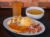 Pechuga en Salsa de Miel Mostaza