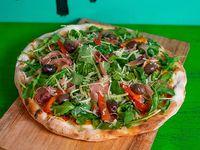 Pizza Ricardo (4 porciones)