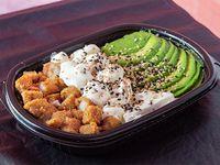 Ocean sushi salad