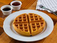 Waffle sencillo