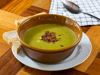 Brocoli cheese soup