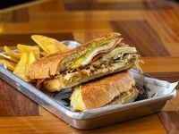 2x1 Sándwich cubano