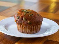 Muffin de zapallo