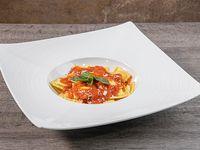 Spaghetti salsa pomodoro