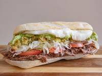 Sándwich Mechada Dinámica