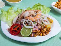 Ceviche peruano especial INKA FOOD