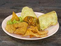 Burrito Carne Desmechada
