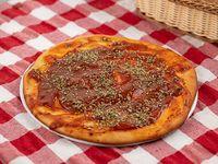 Pizzetta con salsa