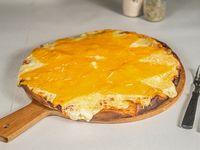 Pizzeta festival de quesos