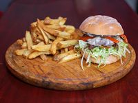 Promo - Sándwich de vacío con papas fritas