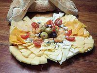 Picada quesos para 3 personas