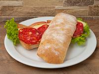 Sándwich de Chorizo Vela