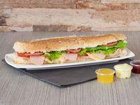 Sándwich Especial Junior