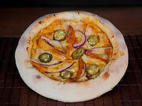 Pizza Mediana Chili Jalapeños