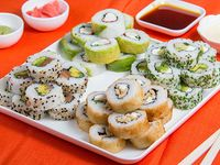 Promo -  Kimo`s (40 piezas vegetarianas)