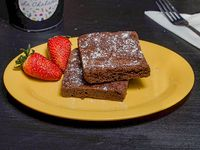 Brownie casero