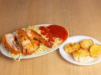 Spaghettis a elección