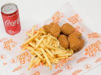 Combo fast nuggets