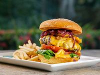 La Chola burger